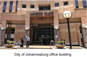 Johannesburg office