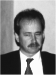 Lars M Andersson in the late 1980s